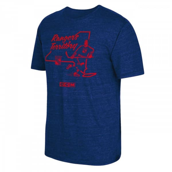 buy online a10d0 59a83 New York Rangers Territorial NHL T-Shirt