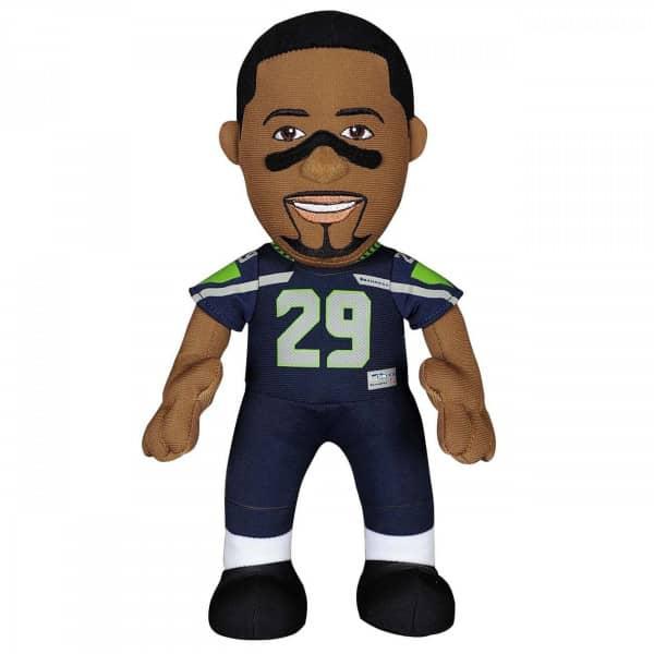 Earl Thomas Seattle Seahawks NFL Plüsch Figur