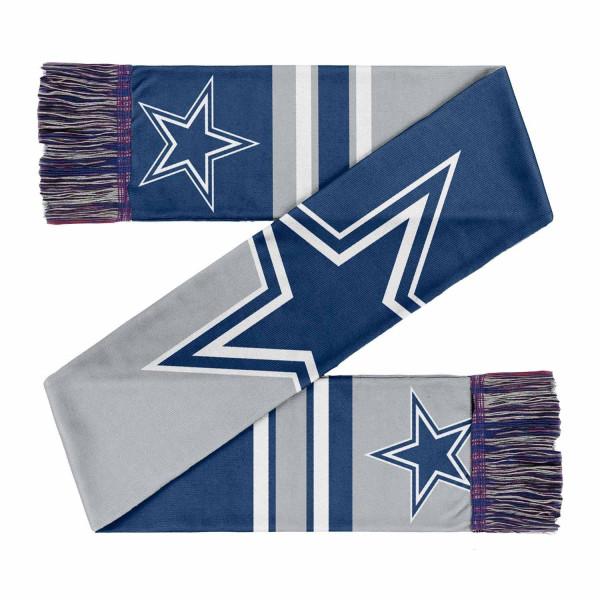 Dallas Cowboys Colorblock Big Logo NFL Schal