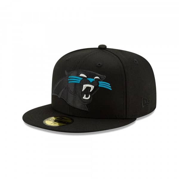 Carolina Panthers 2.0 Logo Elements New Era 59FIFTY Fitted NFL Cap