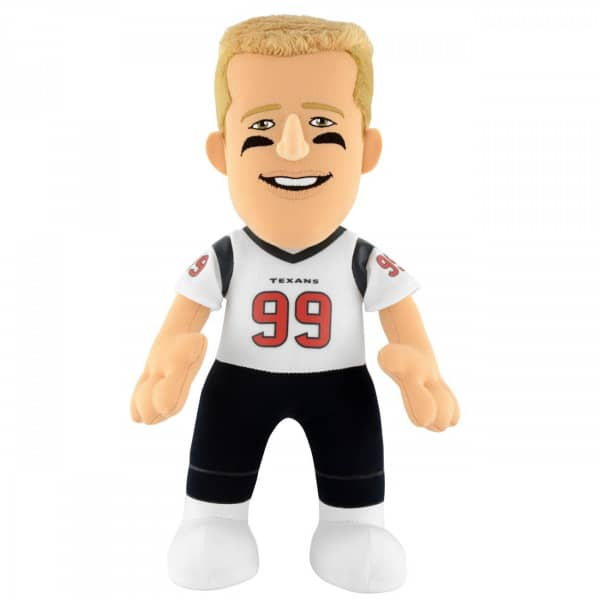 J.J. Watt Houston Texans NFL Plüsch Figur