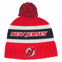 New Jersey Devils 2019/20 Culture Cuffed NHL Pudelmütze