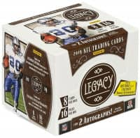 2019 Panini Legacy Football Hobby Box NFL