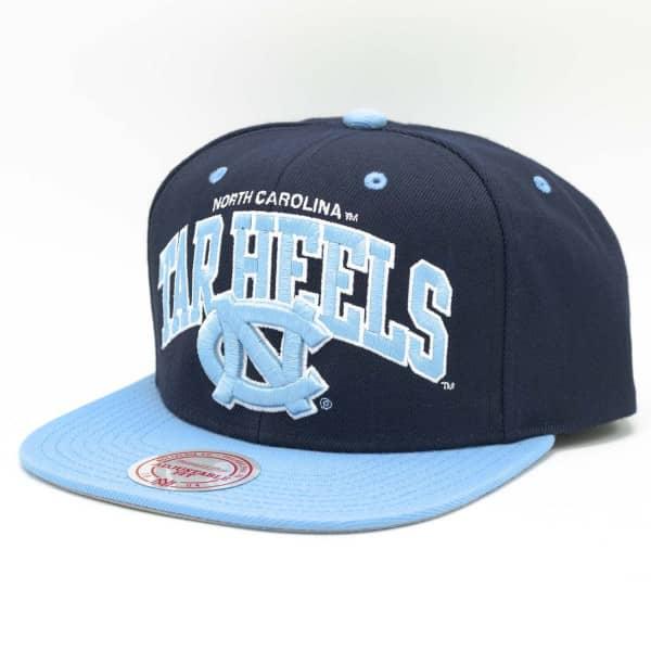 online store 8a414 37229 North Carolina Tar Heels Team Arch Snapback NCAA Cap