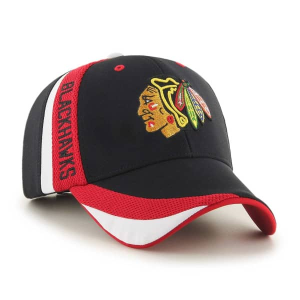 new product a2f7b 8c68b Chicago Blackhawks Neutral Zone MVP Adjustable NHL Cap