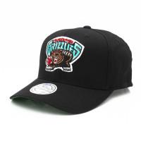 Vancouver Grizzlies Cotton Team 110 Stretch Snapback NBA Cap Schwarz