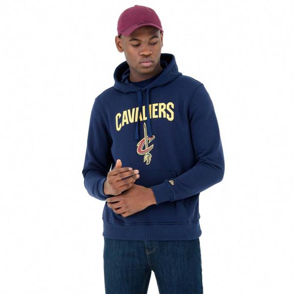 Cleveland Cavaliers Team Logo Hoodie NBA Sweatshirt
