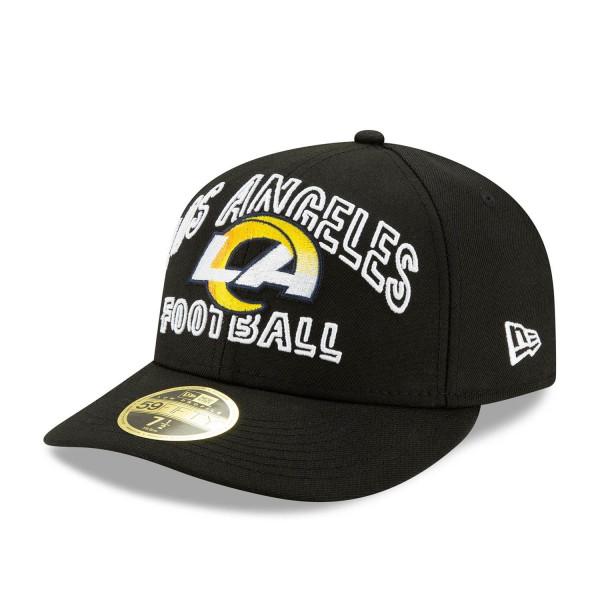 Los Angeles Rams 2020 NFL Draft New Era Low Profile 59FIFTY Cap Alternate
