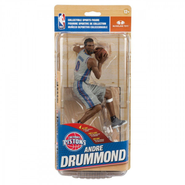 NBA Series 31 Andre Drummond Detroit Pistons Figur CHASE/VARIANT