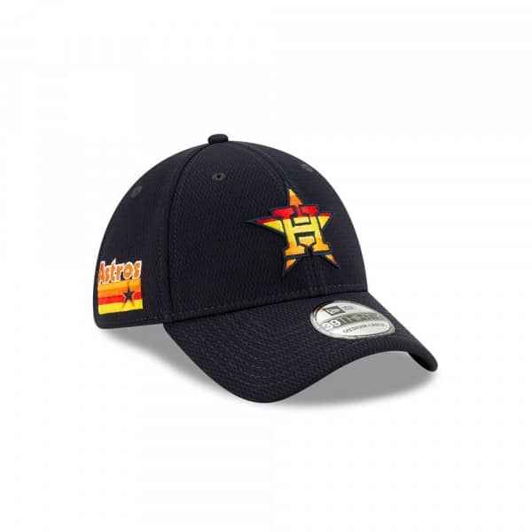 Houston Astros 2020 Spring Training 39THIRTY Stretch MLB Cap