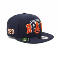 Chicago Bears 2019 NFL 1990s Sideline 9FIFTY Snapback Cap Home