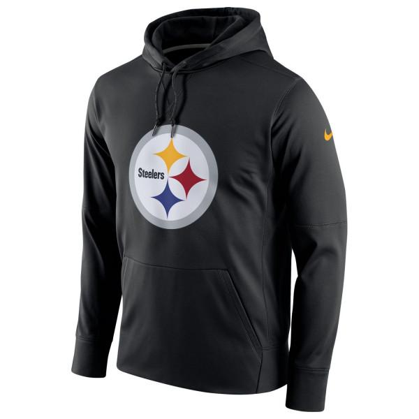 Pittsburgh Steelers Circuit Therma NFL Hoodie Sweatshirt
