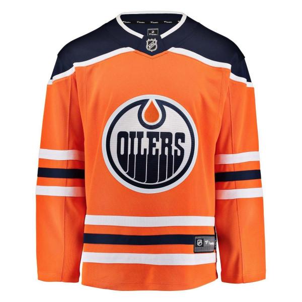 Edmonton Oilers Breakaway NHL Trikot Home