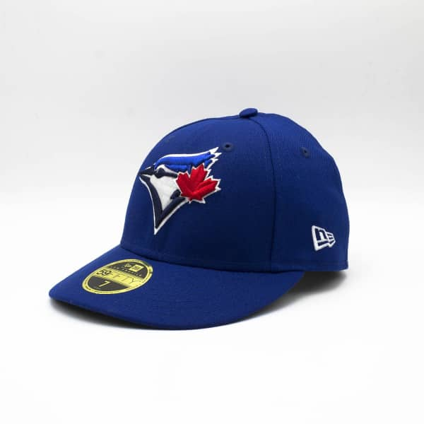 Toronto Blue Jays Low Profile 59FIFTY MLB Cap Blau