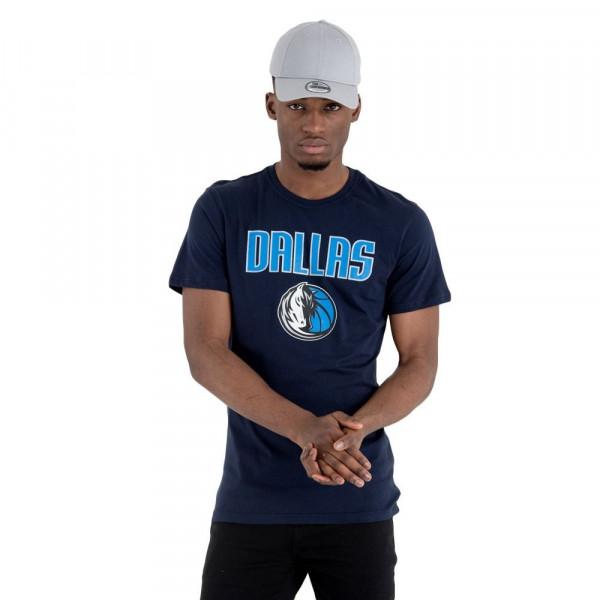 Dallas Mavericks Team Logo NBA T-Shirt