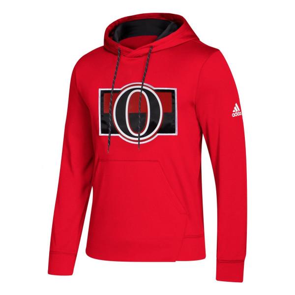 Ottawa Senators NHL Team Logo Hoodie Sweatshirt