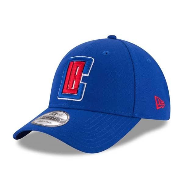new arrival 13b9a 7a62a New Era Los Angeles Clippers The League Adjustable NBA Cap   TAASS.com Fan  Shop