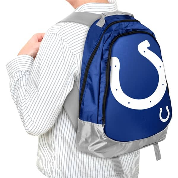 Indianapolis Colts Big Logo NFL Rucksack