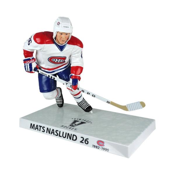 1985/86 Mats Naslund Montreal Canadiens NHL Figur (16 cm)