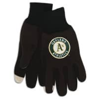 Oakland Athletics Technology Touch-Screen MLB Handschuhe