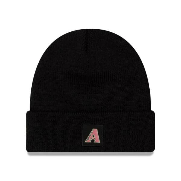 Arizona Diamondbacks 2018 On-Field Sport Knit MLB Wintermütze