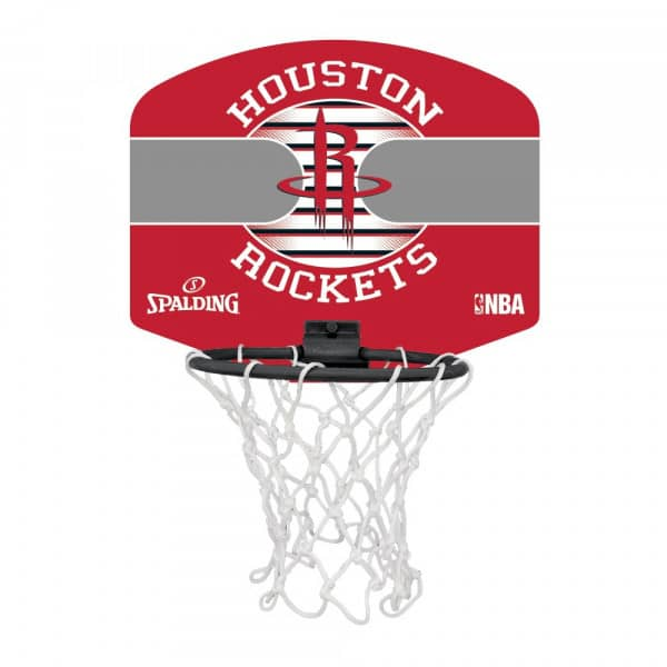 Houston Rockets Miniboards NBA Basketball Set