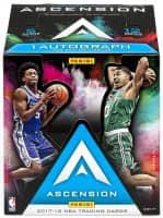 2017/18 Panini Ascension Basketball Hobby Box NBA
