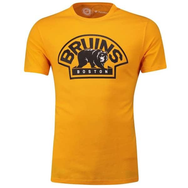 Boston Bruins Alternate Logo NHL T-Shirt