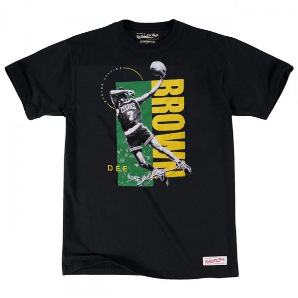 Dee Brown Boston Celtics Photo NBA T-Shirt