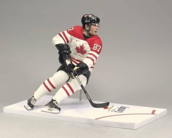 Team Canada 2010 12-Inch Sidney Crosby Figur