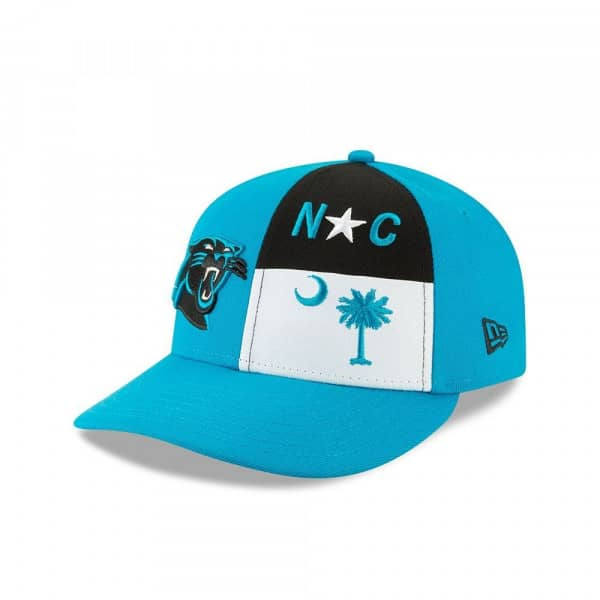 Carolina Panthers 2019 NFL Draft On-Stage Low Profile 59FIFTY Cap