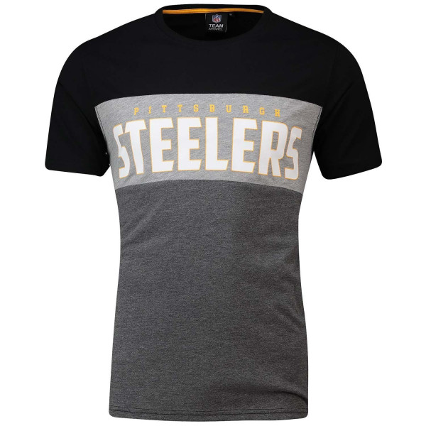 Pittsburgh Steelers Cut & Sew NFL T-Shirt