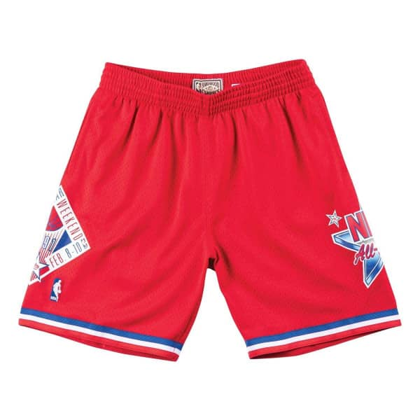1991 NBA All-Star Game West Swingman Shorts