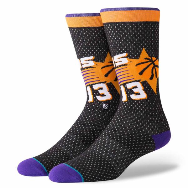 Steve Nash #13 Phoenix Suns 1997 Jersey NBA Socken