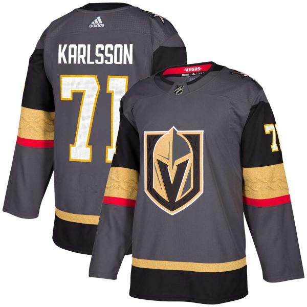 William Karlsson #71 Vegas Golden Knights adidas Authentic Pro NHL Trikot Home