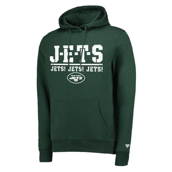 New York Jets J-E-T-S NFL Hoodie