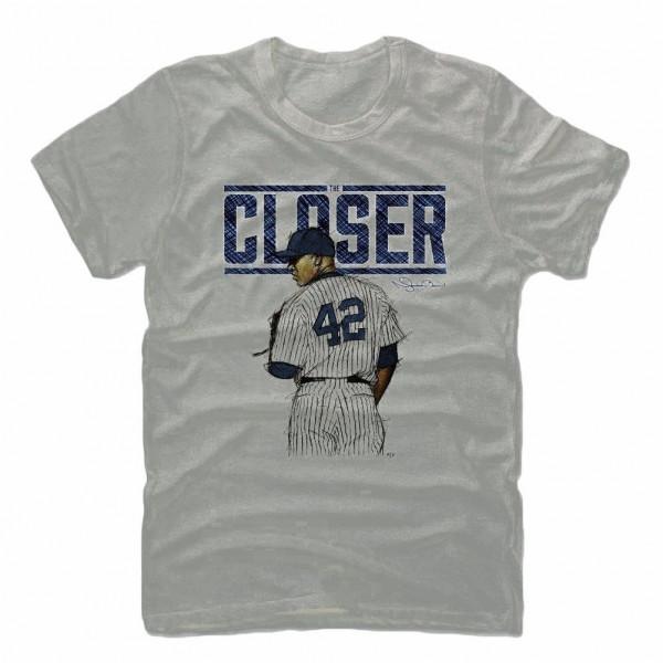 Mariano Rivera New York Yankees THE CLOSER MLB T-Shirt