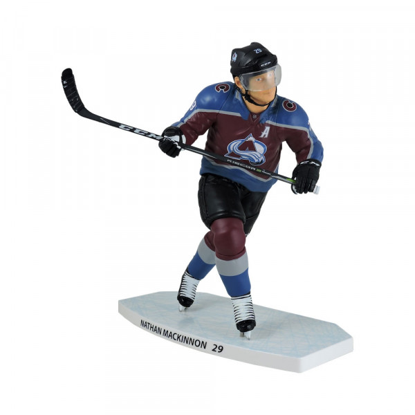 2018/19 Nathan MacKinnon Colorado Avalanche NHL 12-Inch Figur (32 cm)