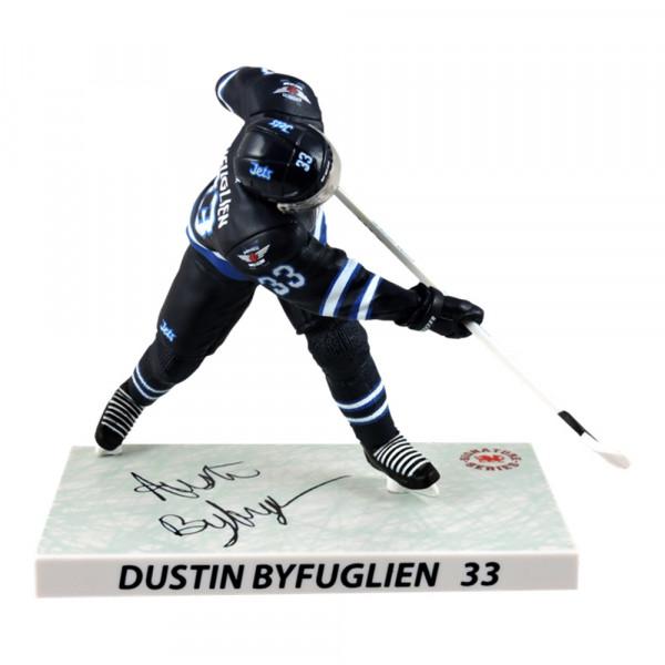 2016/17 Dustin Byfuglien Winnipeg Jets NHL Figur (16 cm)
