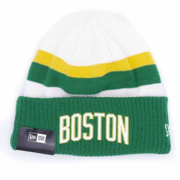 Boston Celtics 2018 City Series NBA Wintermütze