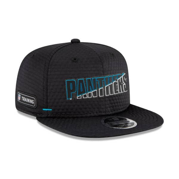 Carolina Panthers 2020 Summer Sideline New Era Original Fit 9FIFTY Snapback NFL Cap