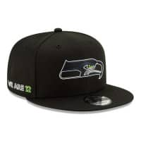 Seattle Seahawks Official 2020 NFL Draft New Era 9FIFTY Snapback Cap