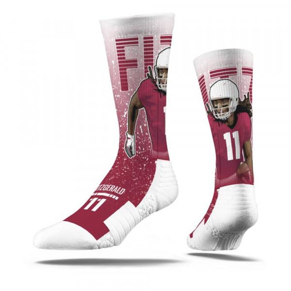 Larry Fitzgerald #11 Arizona Catch and Run NFL Socken