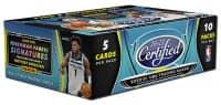 2020/21 Panini Certified Basketball Hobby Box NBA