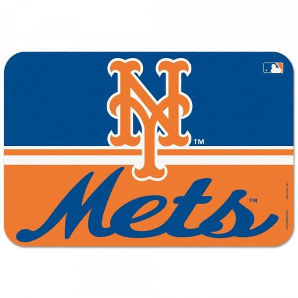 New York Mets Baseball MLB Fußmatte