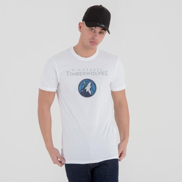 Minnesota Timberwolves Team Logo NBA T-Shirt
