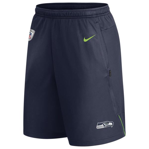 Seattle Seahawks Nike 2020 NFL On-Field Coach Training Shorts