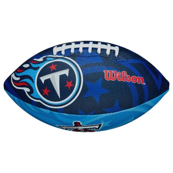 Tennessee Titans Team Logo Junior NFL Football