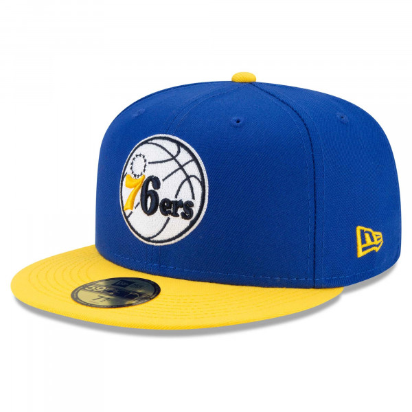 Philadelphia 76ers 2021 NBA All-Star Game Flash Color New Era 59FIFTY Fitted Cap