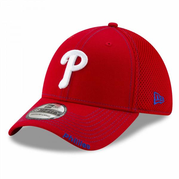 Philadelphia Phillies Team Neo New Era 39THIRTY MLB Cap
